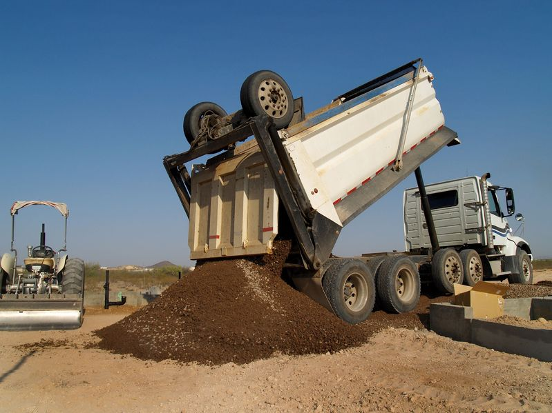 Aurora, Denver, CO. Dump Truck Insurance